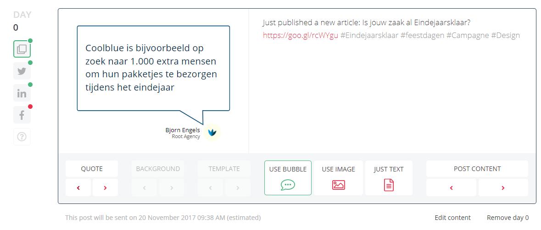 Missinglettr-review-content-2 MissingLettr recensie: Geautomatiseerde social media voor kmo's en bloggers